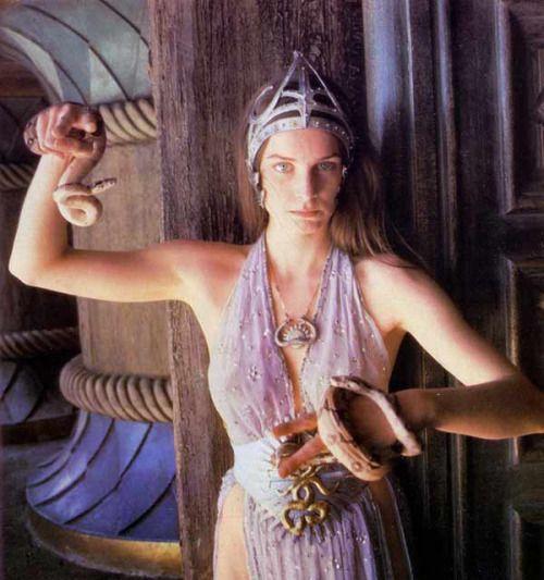 Valerie Quennessen as Princess Yasimina in Conan the Barbarian (1982)