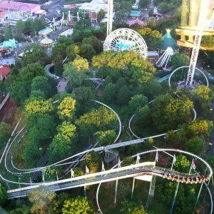 Liseberg is an amusement park located in Gothenburg, Sweden,