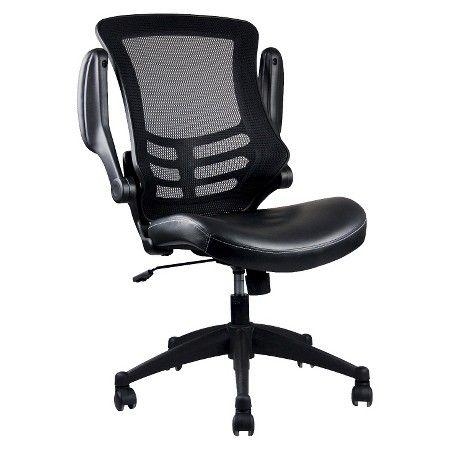 Modern Office Chair Black - Techni Mobili : Target