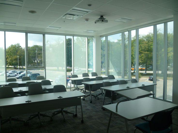 2nd floor classroom