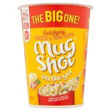 Mugshot Big Eat Cheese And Ham 85G