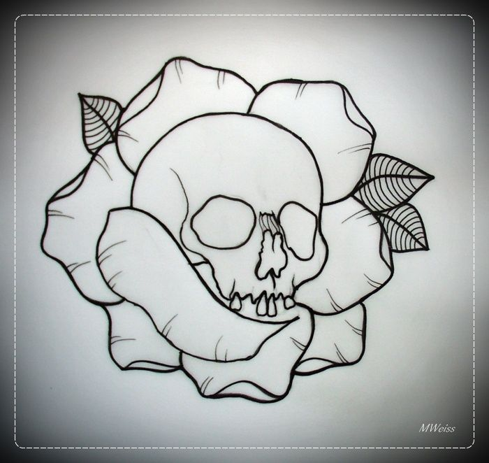 27 Best Easy Tattoo Outlines For Beginners Images On