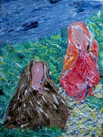 Arte Moderna e Contemporânea: As pastoras