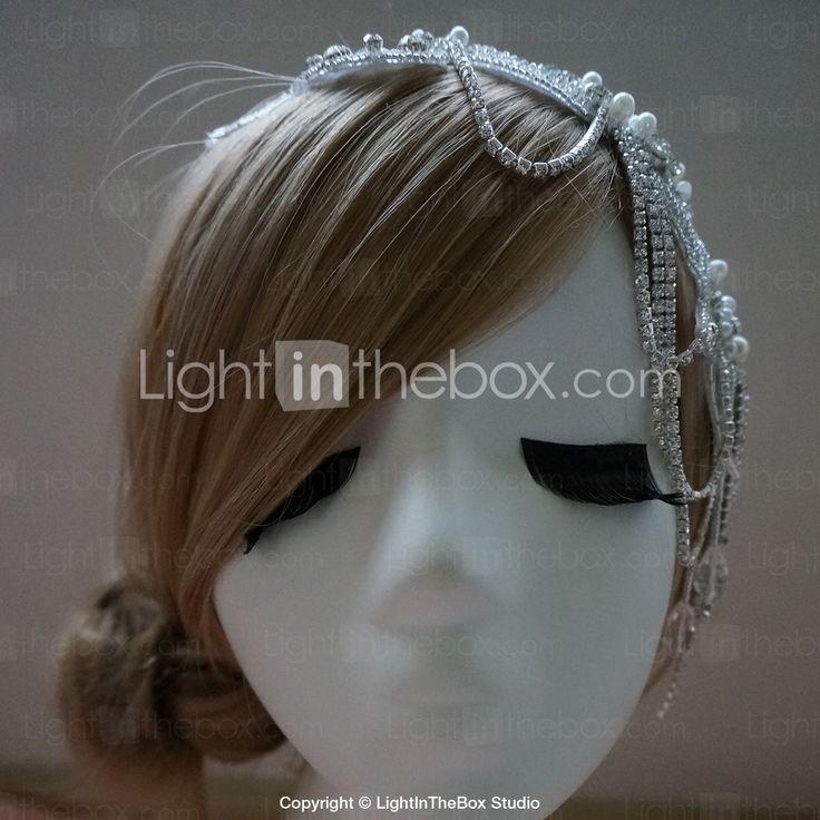 handgemaakte strass bruiloft / speciale gelegenheid hoofdbanden - EUR € 69.99