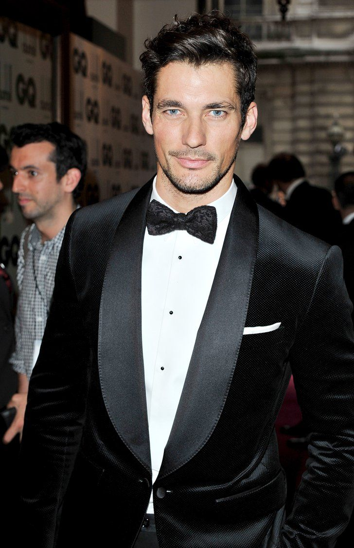 Definitive Proof That These Hot Guys Look Even Hotter in Bow Ties