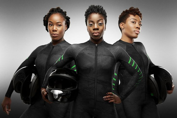 Nigeria's Women's Bobsled Team Qualifies for 2018 Olympics, Country's 1st Ever Winter Olympians