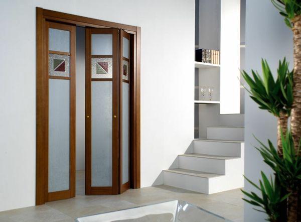 34 best Dekorasyon images on Pinterest Folding doors, Pocket doors - changer les portes interieures