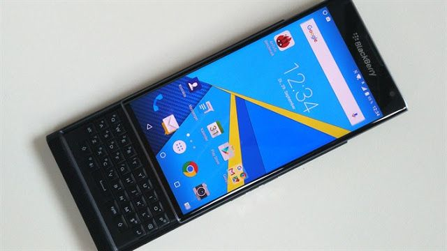 BlackBerry after having so many twists and turns, completely brought up with new technology  in their s