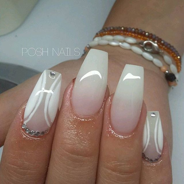 ✨✨✨✨✨✨✨ @posh_nails_sara _____________________________________________  #nails #nail #beauty #pretty #girl #girls #stylish #sparkles #styles #gliter #nailart #art #opi  #essie #unhas #preto #branco #rosa #love #shiny #polish #nailpolish #nailswag #anastasiabeverlyhills #vegas_nay #wakeupandmake