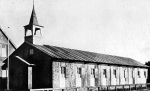 Oud-Katholieke Parochie van de H. Nicolaas aan de Middenweg 1946