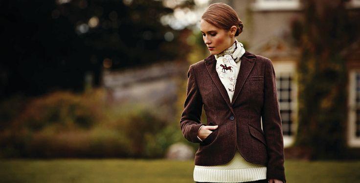 Barbour Womens Equestrian Model