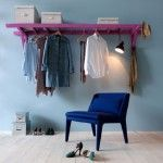 You need an original bookshelf, nightstand or kitchen rack? Simple solutions are often surprisingly interesting. An old wooden ladder will add character to any interior. It can be used in the living room, bedroom, kitchen, bathroom or on the balcony. And it's suitable to any interior style – industrial, rustic, scandinavian and vintage.