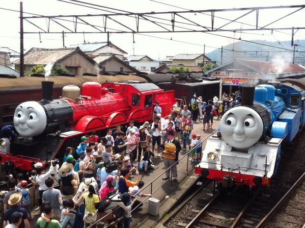 大井川鐵道 トーマス & ジェームス http://stevemillerinsuranceagency.blogspot.com/