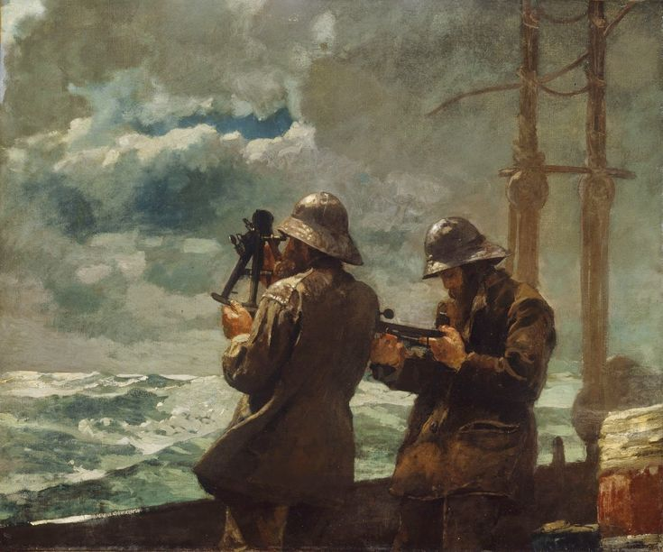 Winslow Homer - Otto Campane - 1886