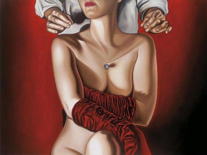 Drew Darcy. Современный английский художник