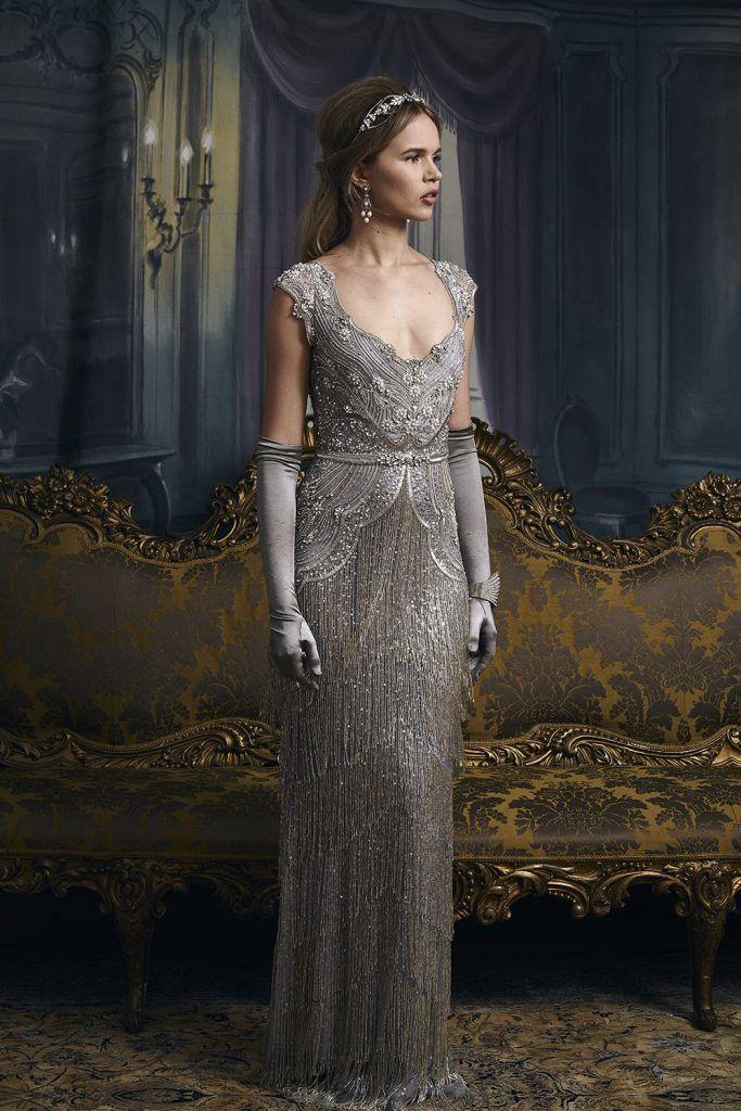 680ece4c5981 Vintage klänning 1803 | Evening dresses in 2019 | Klänningar ...