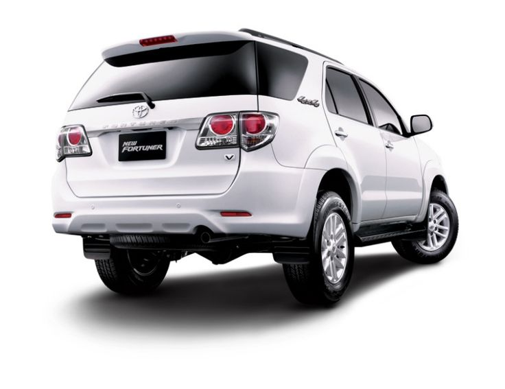 New Fortuner 2.7 V Bensin