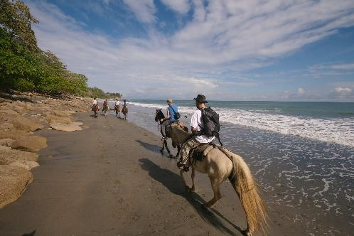 Horseback Riding Montezuma    - Costa Rica