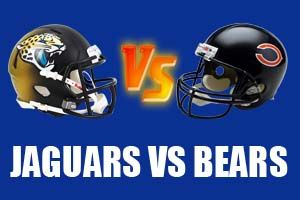 Jacksonville Jaguars vs Chicago Bears Live Streaming