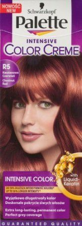 Palette Intensive Color Creme R5 Chestnut Red * You can find more details by visiting the image link.