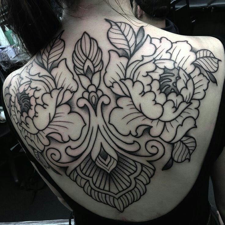 25+ Best Ideas About Back Arm Tattoos On Pinterest