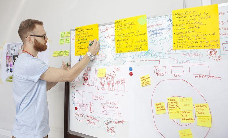 Дизайн-мышление // Дизайн в цифровой среде