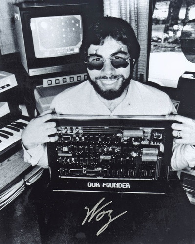 """Stephen Gary """"Steve"""" Wozniak, known as Woz, is an American computer engineer and programmer who founded Apple Computer with Steve Jobs and Ronald Wayne. Wozniak single-handedly invented the Apple I computer and the Apple II computer in the 1970s."""