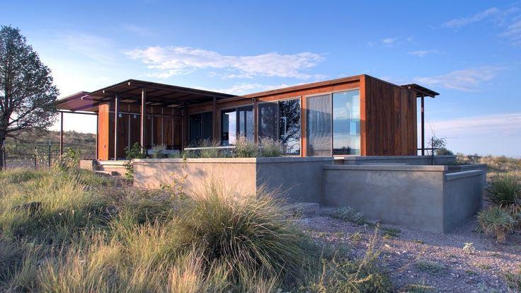 Alchemy Architects | Marfa weeHouse