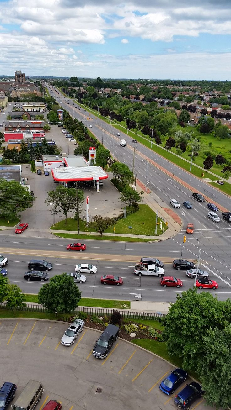 Westney Rd S & Hwy 2 (Kingston Rd) intersection