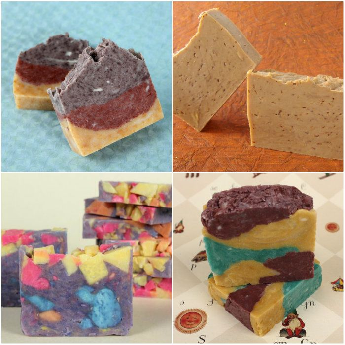how to make milk soap at home