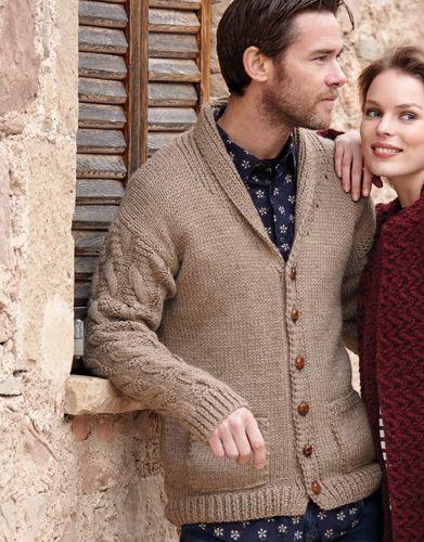 Book Woman Basics 11 Autumn / Winter | 19: Man Jacket | Light brown
