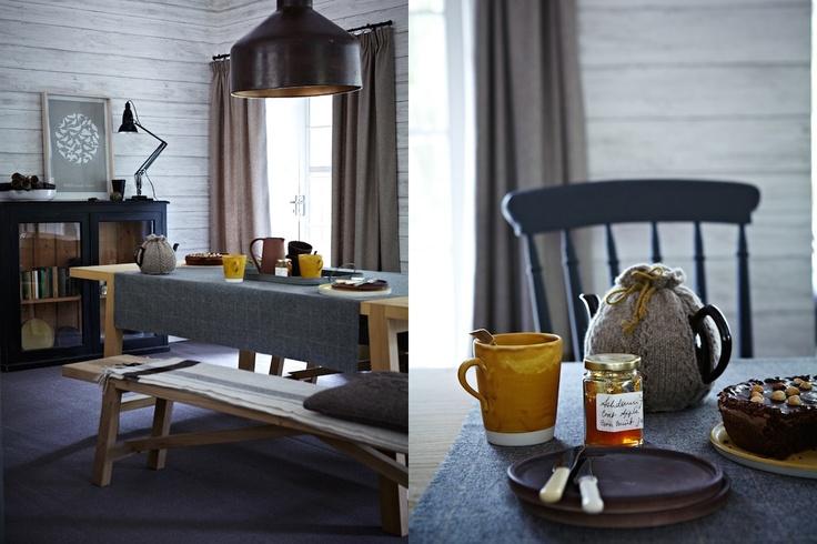 Pearson Lyle – Emma Lee – Still Life/Interiors | Design Ideas: Winter Lodge