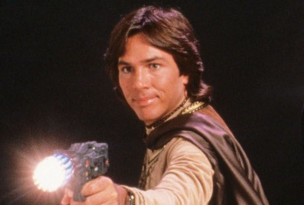 RIP: Richard Hatch, who originated the role of Battlestar Galactica's Apollo, died on Tuesday after a battle with pancreatic cancer. He was 71.