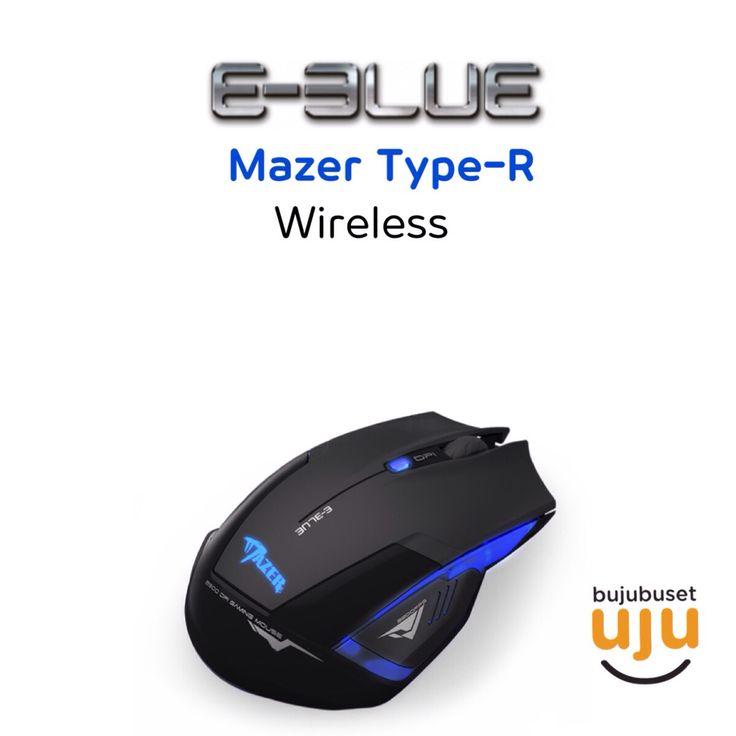 E-Blue Mazer Type R Wireless IDR 249.999