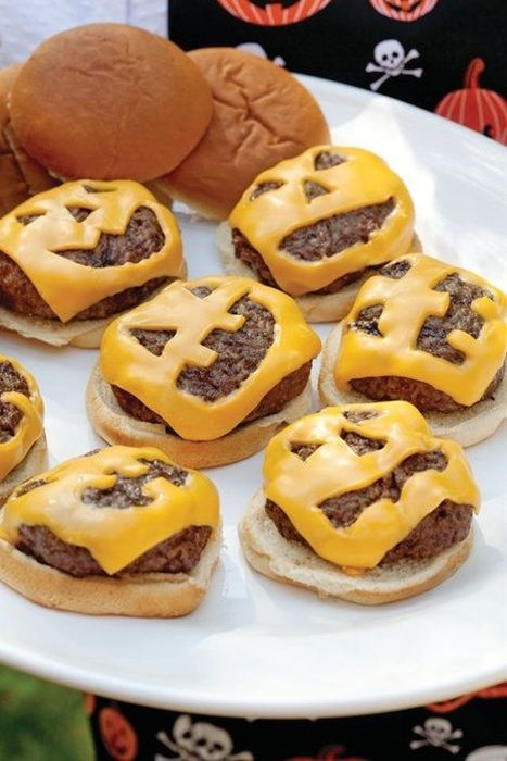 cute and spooky halloween foods for kids - Spooky Food For Halloween