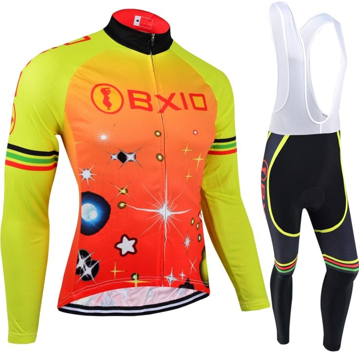 69.96$  Watch here - http://alizyw.worldwells.pw/go.php?t=32766207172 - BXIO Invierno Ropa Ciclismo Winter Thermal Fleece Cycling Jersey MTB Bike Clothing Equipo De Ciclismo Autumn Bicycle Clothes 105 69.96$