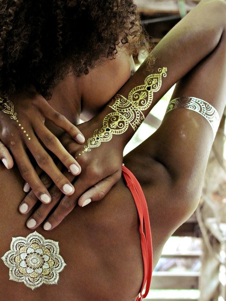 Flash Tattoos Sheebani Tattoo Pack - Boutique To You