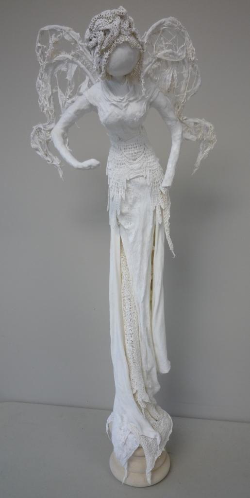 Paverpol Sculpture (se puede hacer en papel mache)