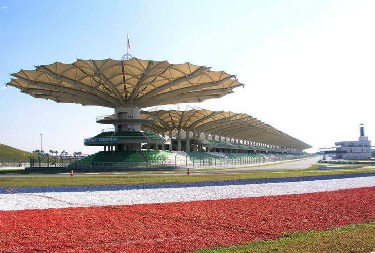 MotoGP: Sepang sofreu remodelação profunda