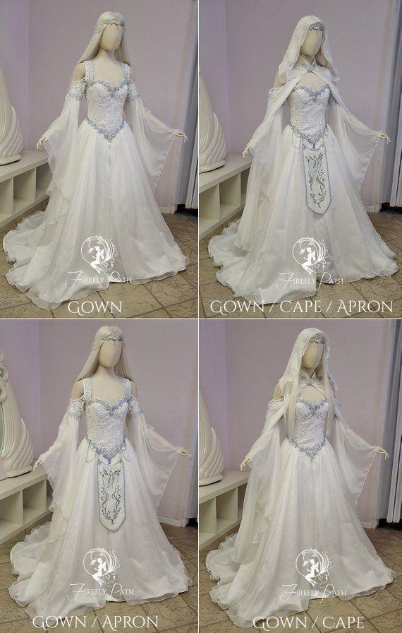 hyrule gown in 2021 beauty dress medieval wedding dress
