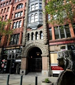 Pioneer Square – Gateway to the Underground Tour -Seattle - # 5 of 5 Part Series