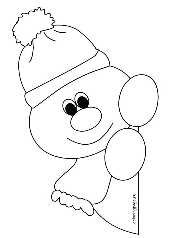 image result for wooden snowman nose template christmas snowman