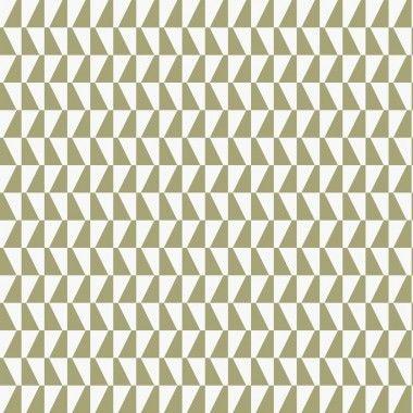 Papier peint géométrique, tendance d'esprit scandinave dessin de Arne Jacobsen.