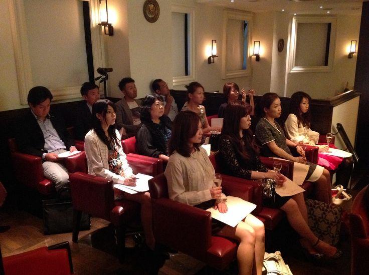 """Dr.Yumi Nishiyama's  """"The 3rd beauty & diet, nutrition seminor on 26/9/2014 at Nagoya""""produced by Dr. Y's club.‼️  第3回 ドクターにしやま由美式ダイエットプレートセミナーが開催されました。  今回め、1時間の講義の後に、ダイエットプレート」の理論に沿ったお食事を皆様と共に食しました。  ご参加された方は、ドクターY'sクラブの会員に登録されている方々です。  ご興味のございます方は、052ー219ー5252までお問い合わせ下さい。"""