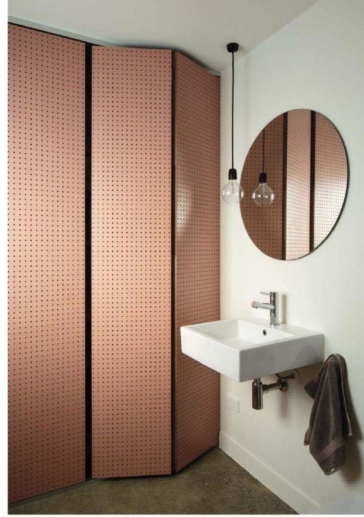 entry rest room bath wc idea minimaList copper mirror love simplicity  #ClippedOnIssuu from 2015 04 dw 2015 04 pdf