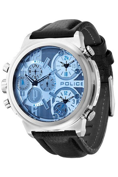 Police Phyton Men PL.13595.JS-13 | EVOSY The Premier Destination for Watches and Accessories