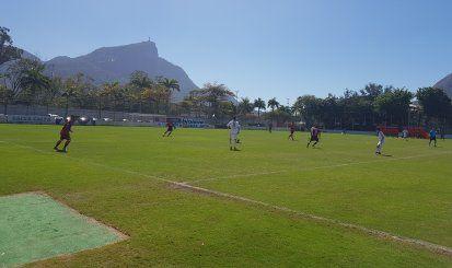 Sub-15 e Sub-17 vencem Boavista e seguem com 100% de aproveitamento na Taça Rio