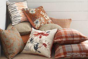 Cushions & Throws