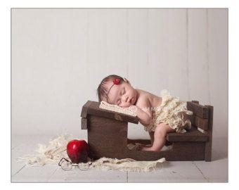 Fotografía recién nacidos Prop escritorio, apoyo de foto