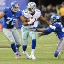 Cowboys' Randle takes personal time out with back injury (Yahoo Sports)
